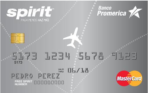 Spirit Mastercard Platinum