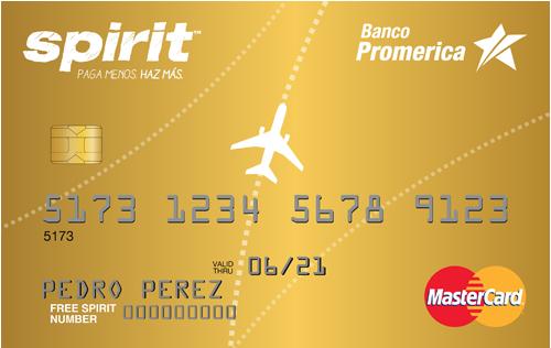 Spirit Mastercard Gold