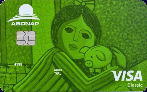Visa Clásica Internacional ABONAP