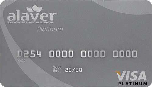 Visa Platinum Internacional