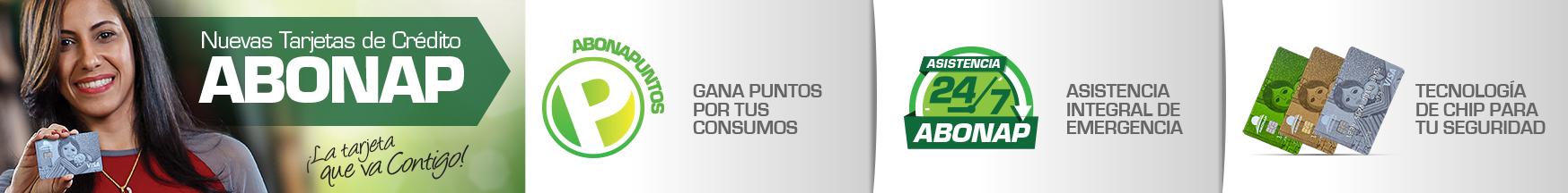 Visa Platinum Internacional ABONAP