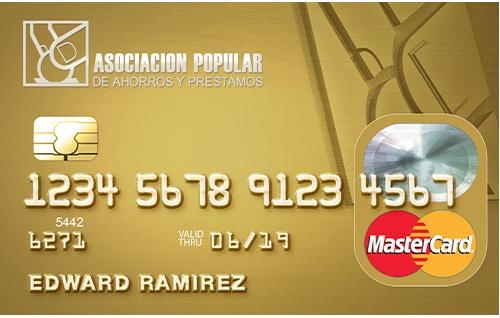 Mastercard Gold Internacional