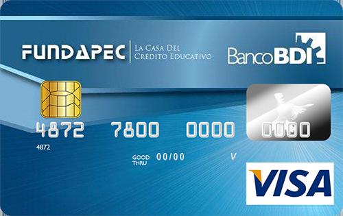 Visa FUNDAPEC