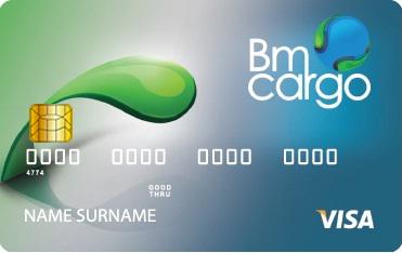 Visa BM Cargo Local
