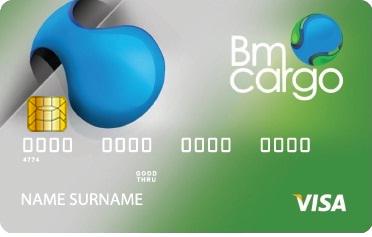 Visa BM Cargo Clásica