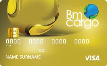 Visa BM Cargo Gold
