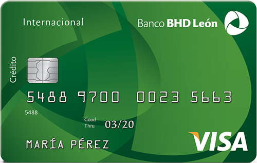 Visa Clásica Internacional Recomienza