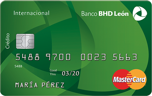 Mastercard Standard Internacional