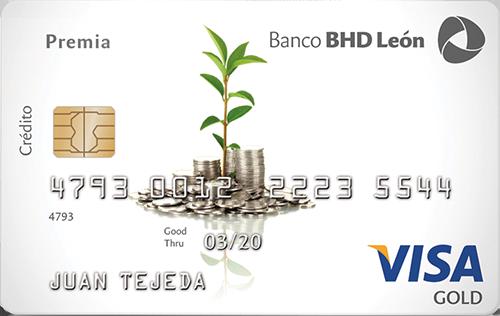 Visa Gold Premia