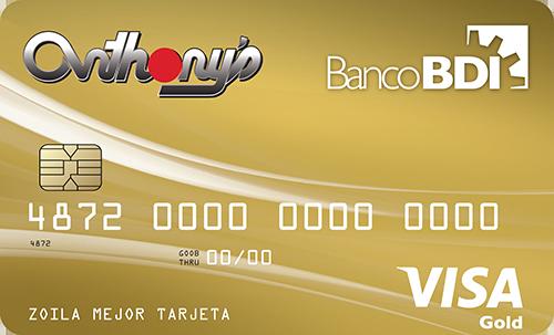 Visa Anthony's Gold