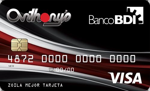 Visa Anthony's Clásica