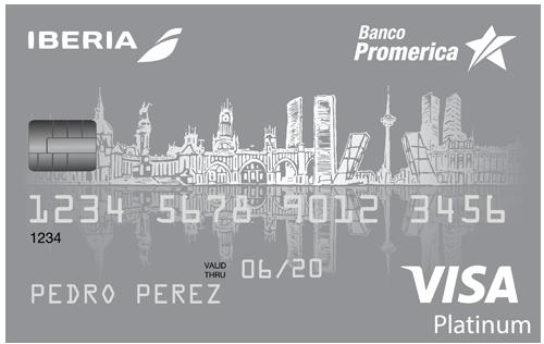 Visa Platinum Iberia