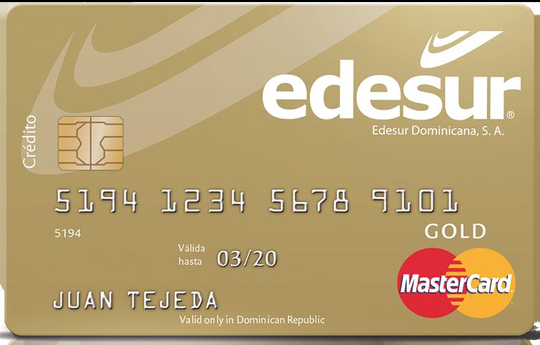 MasterCard Edesur Gold