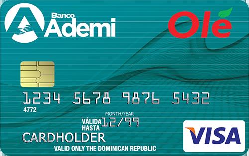Visa Ademi Hipermercados Olé