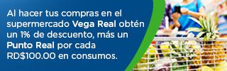Visa Clásica Internacional Hipermercados Vega Real