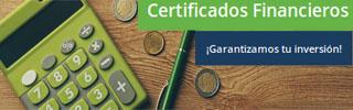 Certificado de Depósito en Pesos