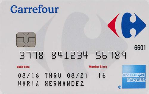 La Tarjeta de Crédito Carrefour American Express®