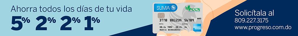 La Tarjeta de Crédito Suma CCN American Express®