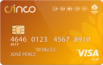 Visa Cinco