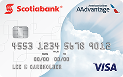 Scotiabank / AAdvantage® Visa