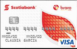Scotiabank Bravo Visa