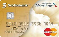 Scotiabank / AAdvantage® Gold Mastercard
