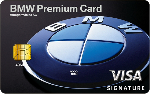 VISA Signature BMW