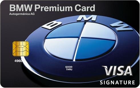 VISA Signature BMW