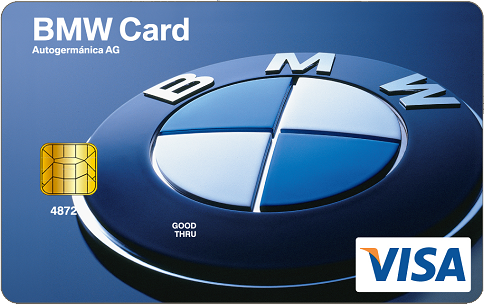 VISA BMW Clásica