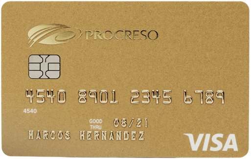 Visa Gold Internacional