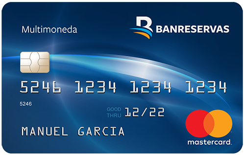 Mastercard Standard Multimoneda