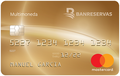 Mastercard Gold Multimoneda