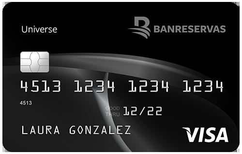 Visa Platinum Universe