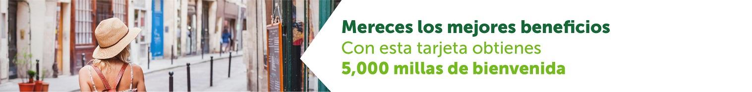 Visa Platinum ConnectMiles de Copa Airlines