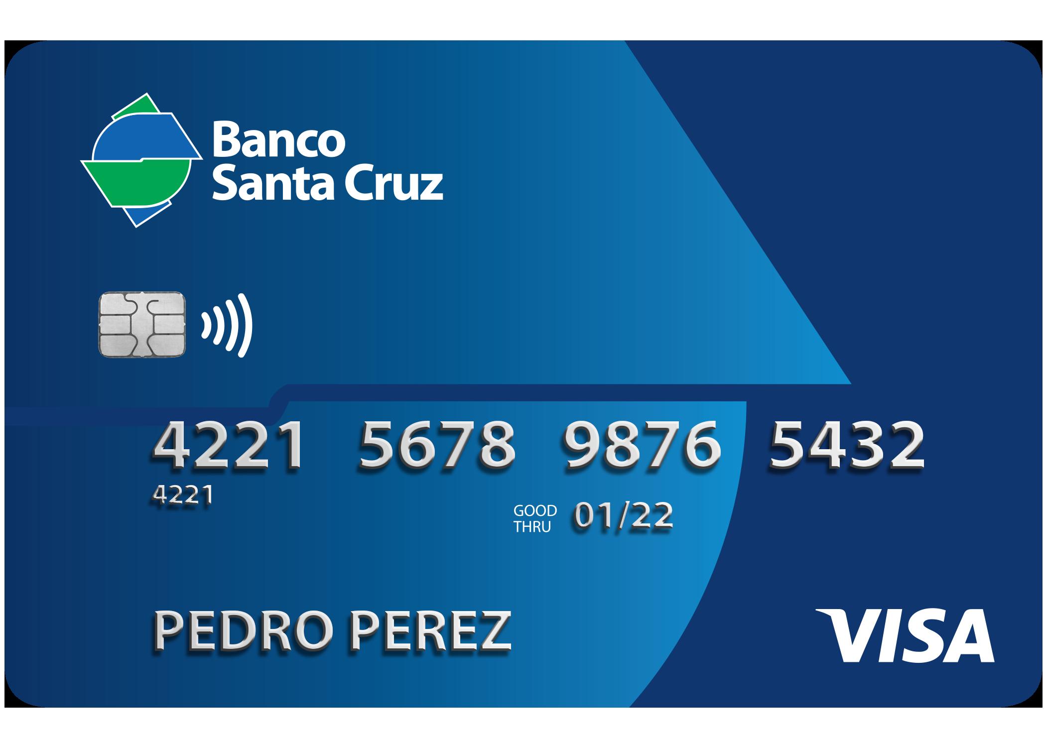 Visa Crédito Clásica