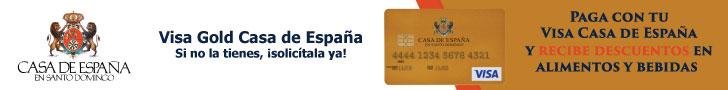 Visa Casa de España