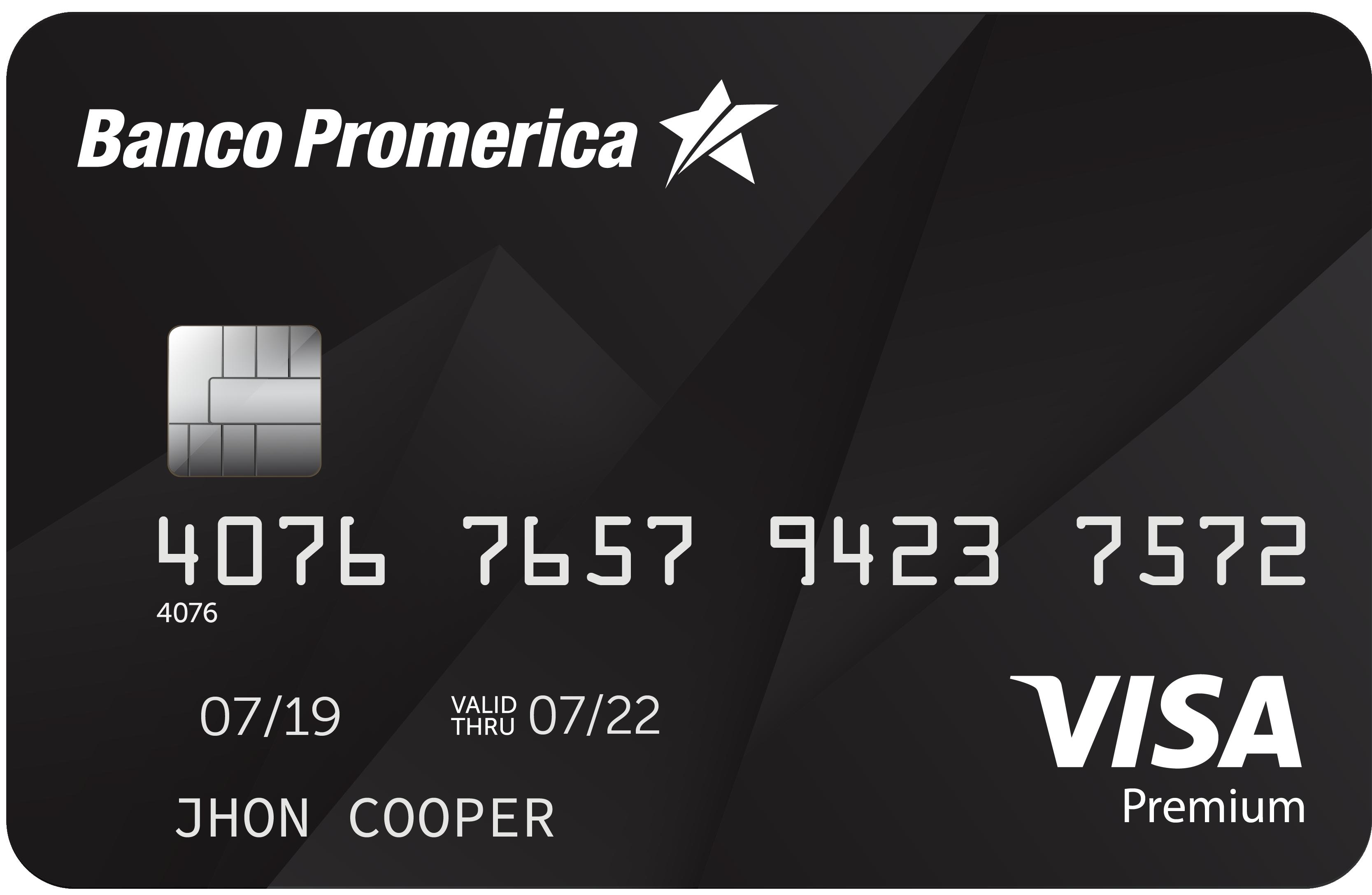 Visa Platinum Premium