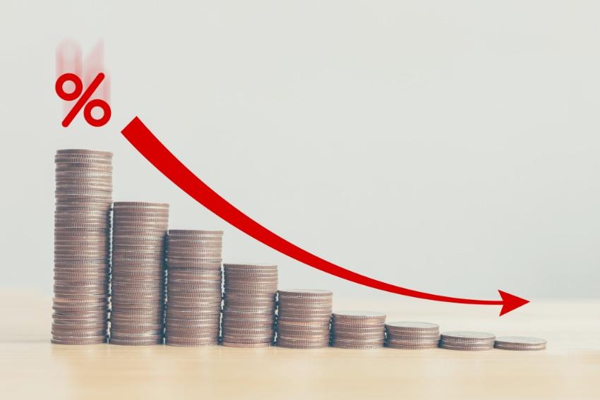 Las tasas que bajan y otras medidas