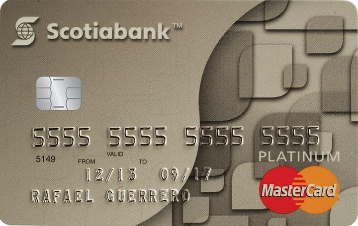 Scotiabank Platinum Mastercard