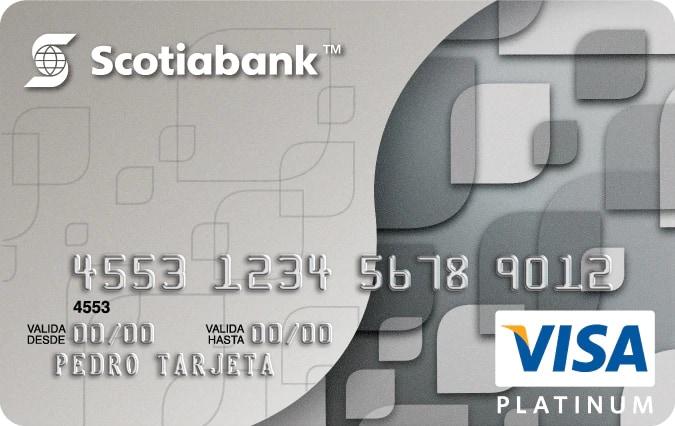 Scotiabank Platinum Visa