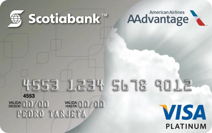 Scotiabank / AAdvantage® Platinum Visa