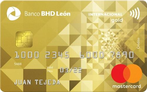 Mastercard Gold Recomienza