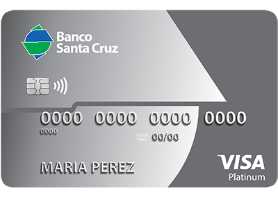 Visa Crédito Platinum