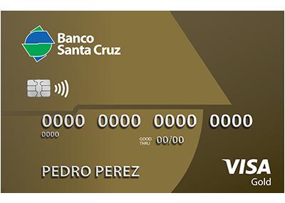 Visa Crédito Gold