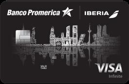 Visa Infinite Iberia Promerica