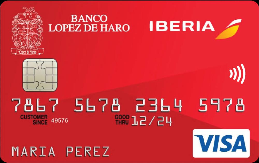 Visa Iberia Plus